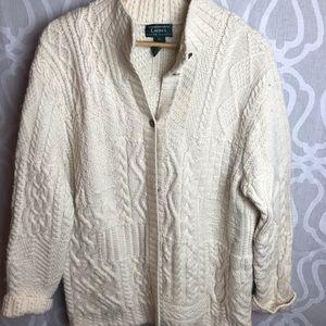 Ralph Lauren Fisherman's sweater!